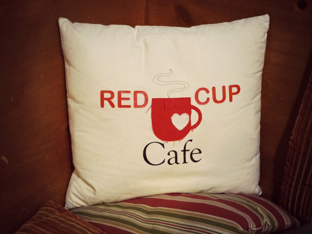 Red Cup Cafe Mukilteo Washington